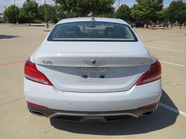 2021 Genesis G70 3.3T in McKinney, Texas 75070