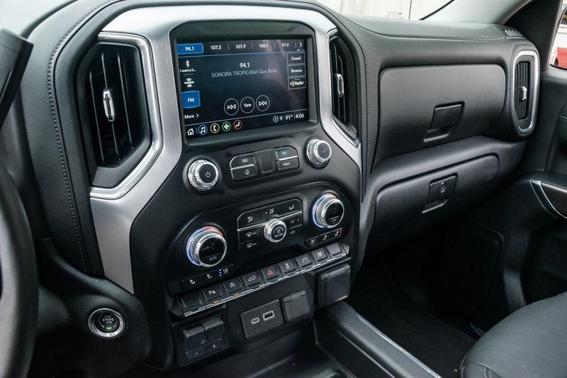 2021 GMC Sierra 1500 5.3L V8/SLT/HTD/LEATHER SEATS/1 OWNER/UBER CLEA in Rowlett, Texas