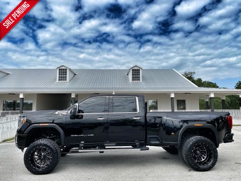 2021 GMC Sierra 3500HD CUSTOM LIFTED DENALI ULTIMATE DUALLY 4X4 in Plant City, Florida