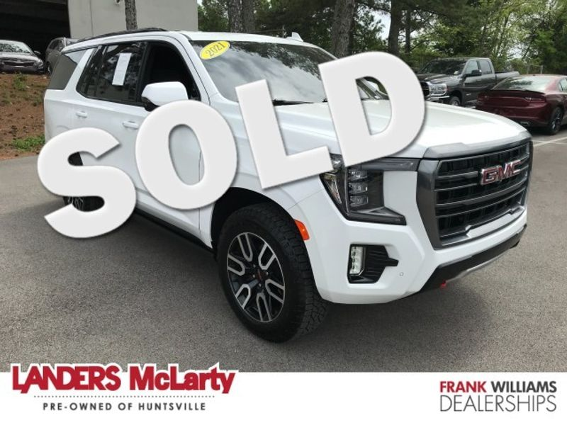 2021 GMC Yukon AT4 | Huntsville, Alabama | Landers Mclarty DCJ & Subaru in Huntsville Alabama