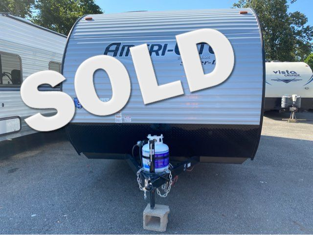 2021 Gulf Stream AMERI-LITE 199DD 20FT - John Gibson Auto Sales Hot Springs in Hot Springs Arkansas