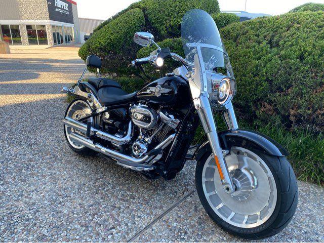 2021 Harley-Davidson Fat Boy 114 in McKinney, TX 75070
