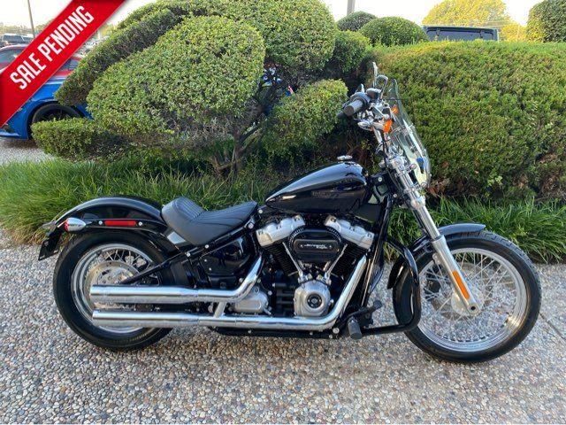 2021 Harley-Davidson FXST Softail