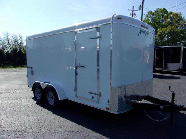 2021 -Homesteader Enclosed 7x14 Barn Doors