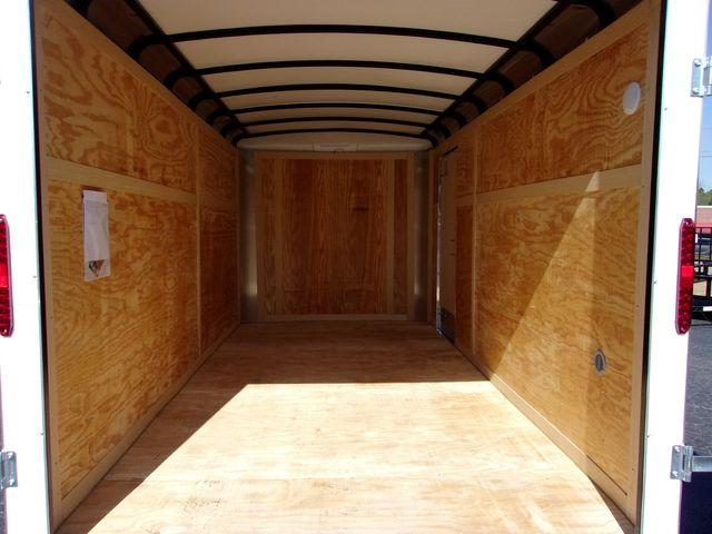 2021 -Homesteader Enclosed 7x14 Barn Doors in Madison, Georgia 30650