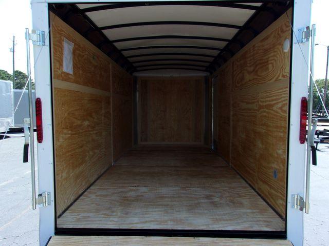 "2021 -Homesteader Enclosed 7x16 5 Ton 6""8"" Interior Height in Madison, Georgia 30650"