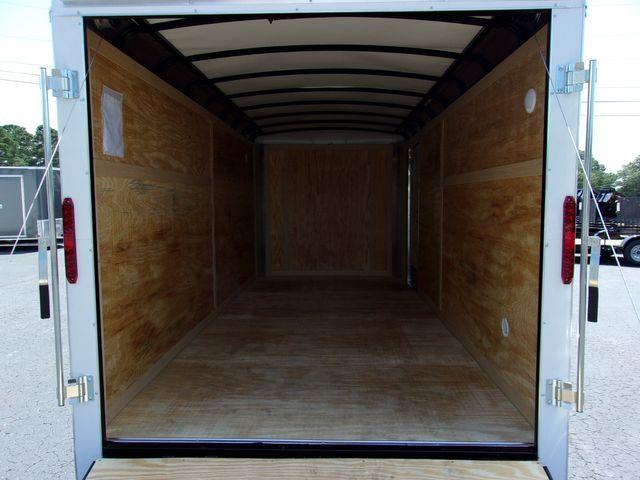 "2021 -Homesteader Enclosed 7x16 6'8"" Interior Height in Madison, Georgia 30650"