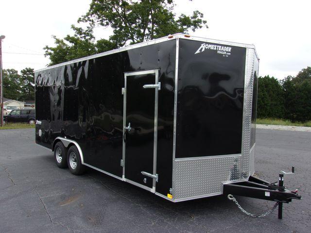 2021 -Homesteader Enclosed 8 1/2x20 5 Ton 7 Ft in Madison, Georgia 30650