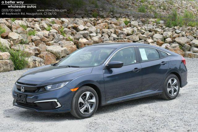 2021 Honda Civic LX Naugatuck, Connecticut