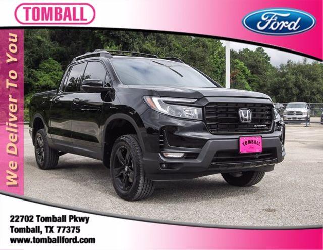 2021 Honda Ridgeline Black Edition in Tomball, TX 77375