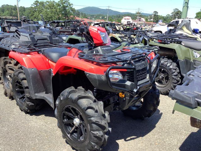 2021 Honda TRX520FM1 FourTrax Foreman (4X4)   - John Gibson Auto Sales Hot Springs in Hot Springs Arkansas
