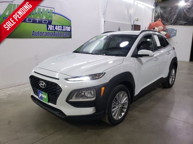 2021 Hyundai Kona SEL All Wheel Drive Warrantyu