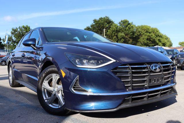 2021 Hyundai Sonata SE in Miami, FL 33142