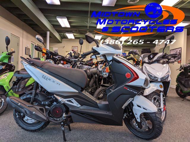 2021 Italica F11 Scooter 150cc