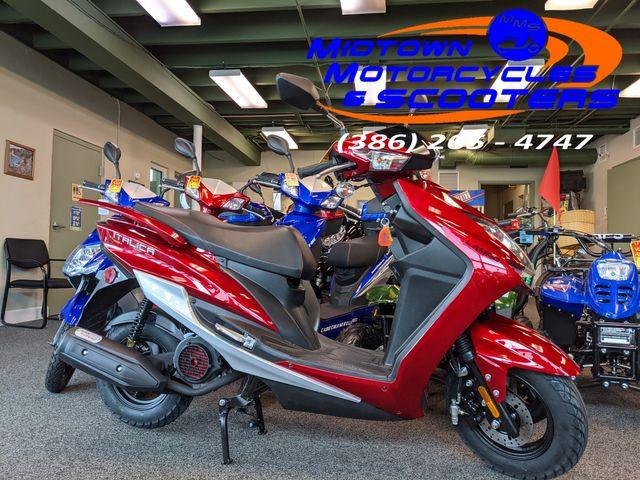 2021 Italica Lampo Scooter 150cc