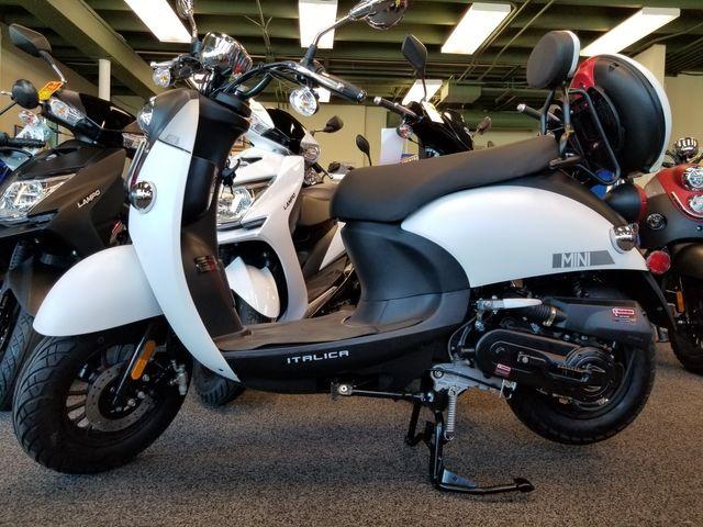 2021 Italica Mini Scooter 49cc