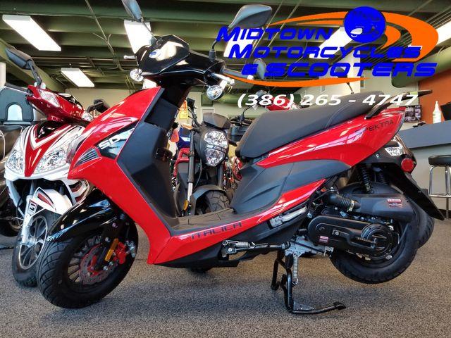 2021 Italica Spektra Scooter 49cc
