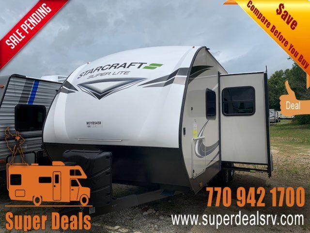 2021 Jayco Super Lite 212FB in Temple, GA 30179