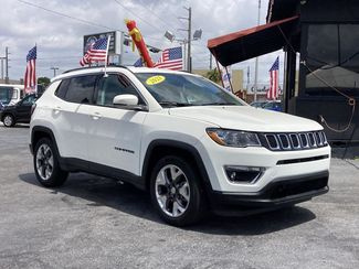 2021 Jeep Compass Limited in Hialeah, FL 33010