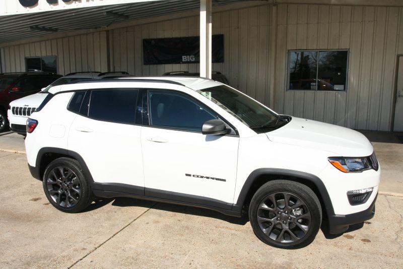 2021 Jeep Compass 80th Anniversary in Vernon Alabama
