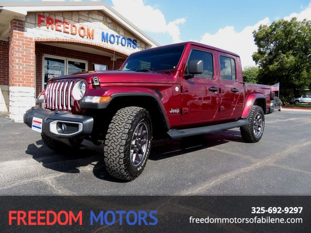 2021 Jeep Gladiator Overland 4x4 in Abilene,Tx, Texas 79605