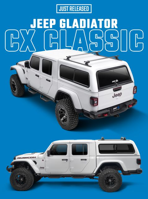 2021 Jeep Gladiator Camper Shells   in Surprise-Mesa-Phoenix AZ