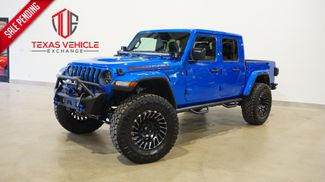 2021 Jeep Gladiator Rubicon 4X4 LIFTED,BUMPERS,LED'S,NAV,HTD LTH,20'S in Carrollton, TX 75006