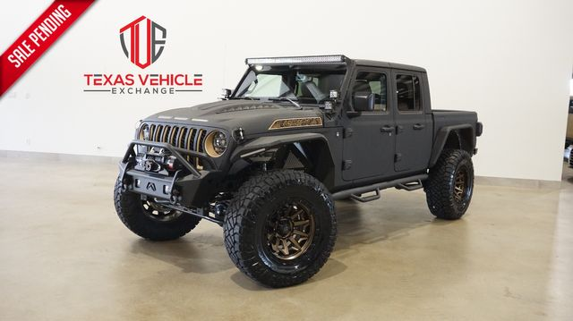 2021 Jeep Gladiator Rubicon 4X4 DUPONT KEVLAR,LIFTED,BUMPERS,LED'S
