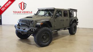 2021 Jeep Gladiator Rubicon 4X4 FAB FOURS,DUPONT KEVLAR,LIFTED,LED'S in Carrollton, TX 75006