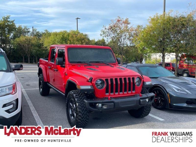 2021 Jeep Gladiator Rubicon   Huntsville, Alabama   Landers Mclarty DCJ & Subaru in Huntsville Alabama