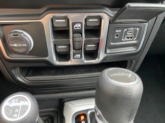 2021 Jeep Gladiator CUSTOM LIFTED LEATHER HARDTOP 26s FAB FOUR  Plant City Florida  Bayshore Automotive   in Plant City, Florida