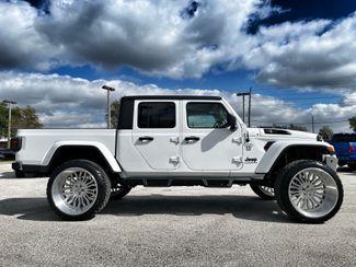2021 Jeep Gladiator CUSTOM LIFTED LEATHER HARDTOP 26s FAB FOUR  Plant City Florida  Bayshore Automotive   in Plant City, Florida