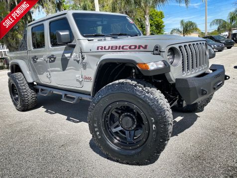 2021 Jeep Gladiator DIESEL RUBICON GLADIATOR 38