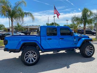 2021 Jeep Gladiator DIESEL HYDRO CUSTOM LIFTED LEATHER NAV OCD4X4  Plant City Florida  Bayshore Automotive   in Plant City, Florida