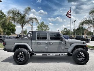 2021 Jeep Gladiator DIESEL LIFTED LEATHER NAV HARDTOP ALPINE OCD  Plant City Florida  Bayshore Automotive   in Plant City, Florida
