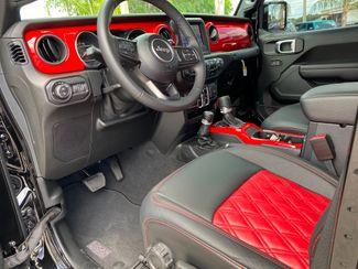 2021 Jeep Gladiator BLACK WIDOW GLADIATOR LIFTED LEATHER 37s  Plant City Florida  Bayshore Automotive   in Plant City, Florida