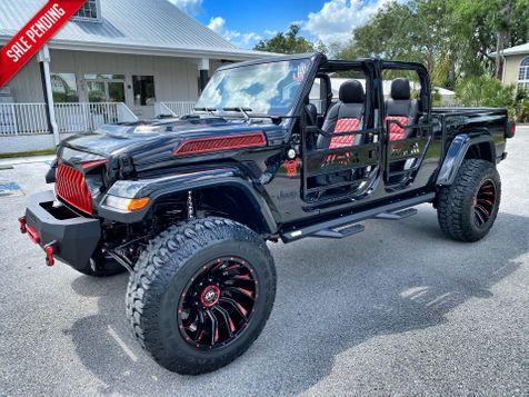 2021 Jeep Gladiator BLACK WIDOW GLADIATOR LIFTED LEATHER 37