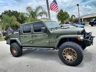 2021 Jeep Gladiator SARGE DIESEL WILLYS GLADIATOR   Plant City Florida  Bayshore Automotive   in Plant City, Florida