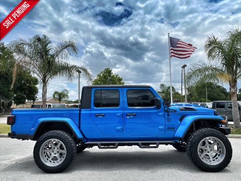 2021 Jeep Gladiator LIFTED LEATHER MAX TOW 4.10 37