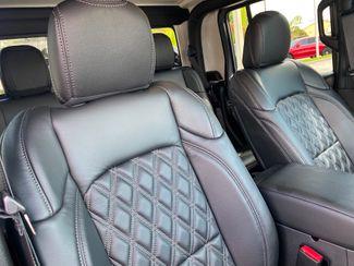 2021 Jeep Gladiator GLADIATOR LIFTED LEATHER OCD DV8 FISHBONE  Plant City Florida  Bayshore Automotive   in Plant City, Florida