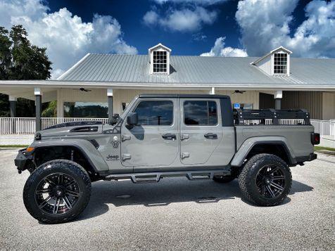 2021 Jeep Gladiator GLADIATOR LIFTED LEATHER OCD DV8 FISHBONE in Plant City, Florida