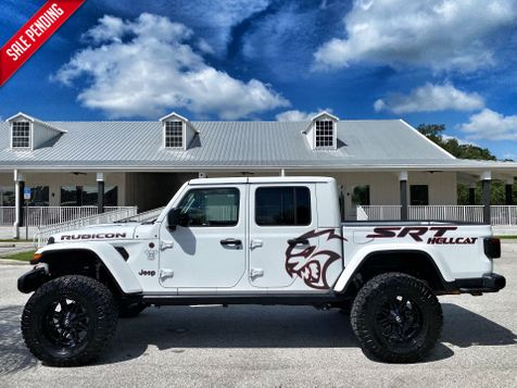 2021 Jeep Gladiator HELLCAT 707HP SRT SUPERCHARGED RUBICON in Plant City, Florida