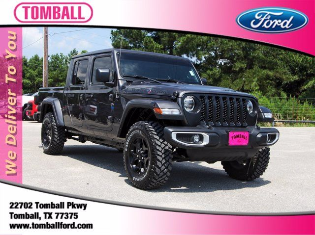 2021 Jeep Gladiator Texas Trail