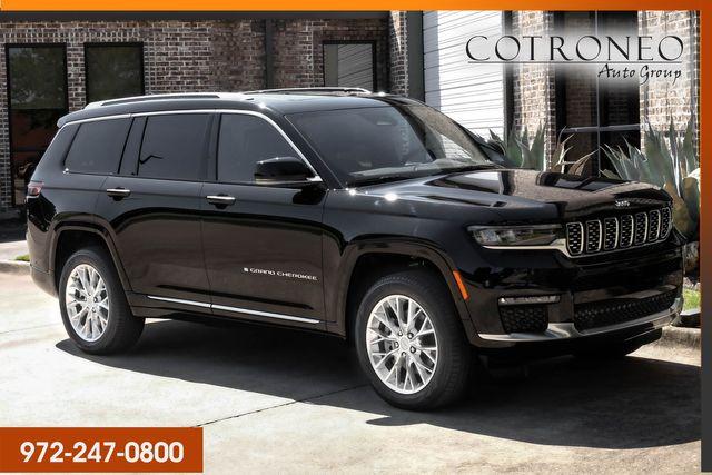 2021 Jeep Grand Cherokee Summit L 4x4