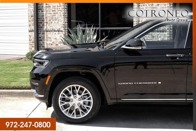 2021 Jeep Grand Cherokee Summit L 4x4 in Addison, TX 75001