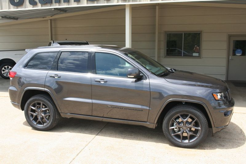 2021 Jeep Grand Cherokee 80th Anniversary in Vernon Alabama