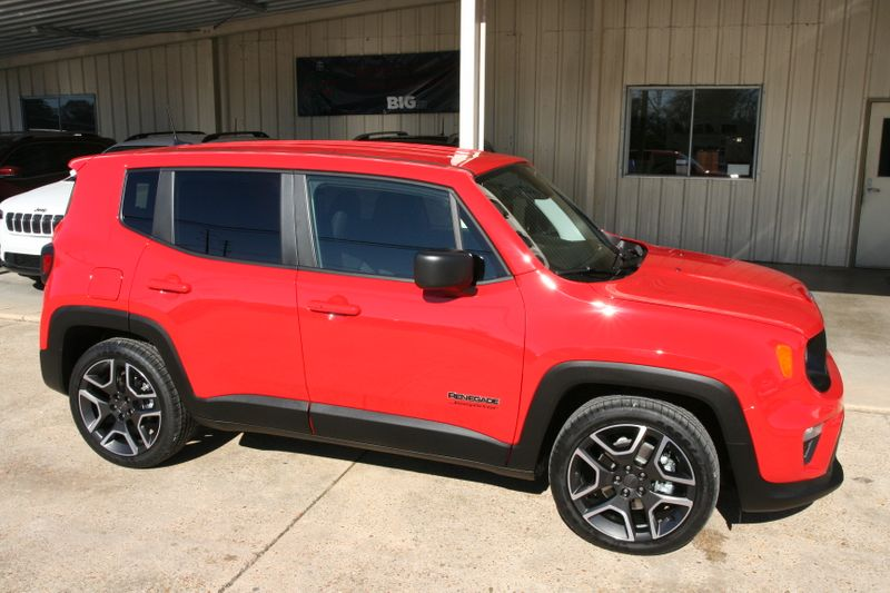 2021 Jeep Renegade Jeepster in Vernon Alabama