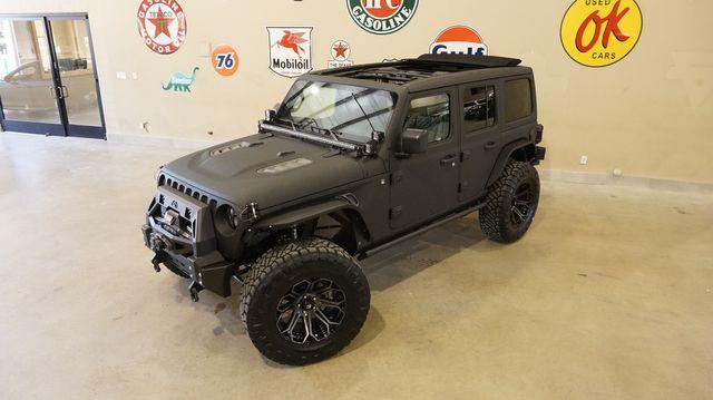 2021 Jeep Wrangler Unlimited Sport 4X4 SKY TOP,DUPONT KEVLAR,LIFT,LED'S