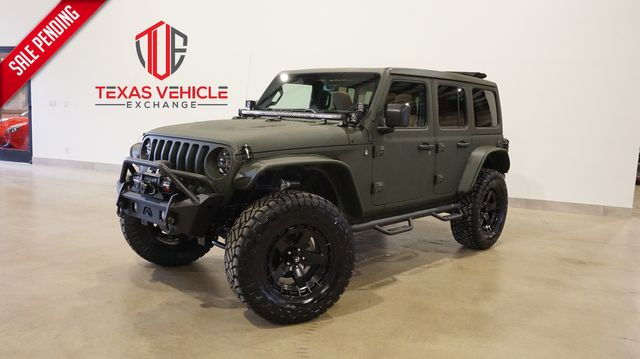 2021 Jeep Wrangler Unlimited Sport 4X4 SKY TOP,DUPONT KEVLAR,LIFT,NAV