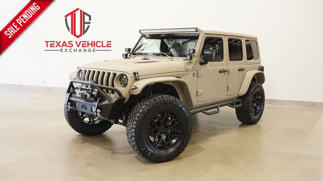 2021 Jeep Wrangler Unlimited Sport 4X4 DUPONT KEVLAR,LIFTED,LED'S,NAV